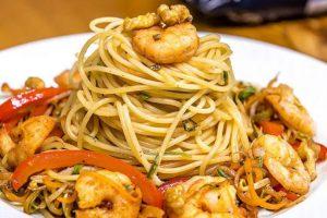 فروش ماکارونی اسپاگتی