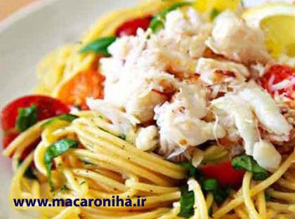 قیمت فروش ماکارونی اسپاگتی غنی شده