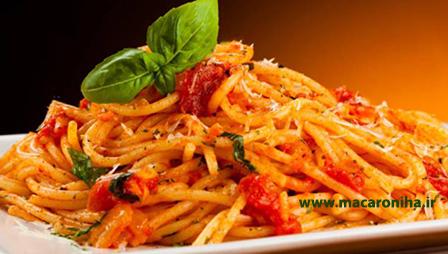 ماکارونی اسپاگتی غنی شده