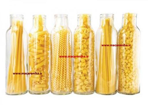 لیست قیمت انواع ماکارونی صادراتی
