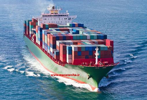 صادرات ماکارونی رشته ای به عمان