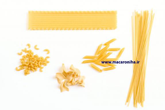 مراحل تولید ماکارونی اسپاگتی درجه یک